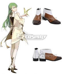 Fate Grand Order Lancer Enkidu Moon Boyfreind Brown Cosplay Shoes