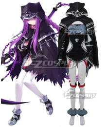 Fate Grand Order Lancer Medusa Cosplay Costume