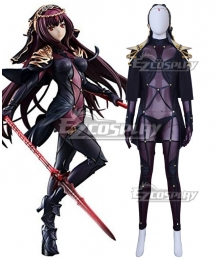 Fate Grand Order Lancer Scathach New Edition Cosplay Costume