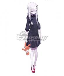 Fate Grand Order Caster Tamamo no Mae Police Cosplay Costume