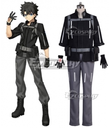 Fate Grand Order Male Master Magic Dress Cosplay Costume