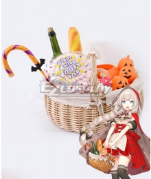 Fate Grand Order Fes 2019 Exclusive FGO Caster Marie Antoinette Basket Cosplay Accessory Prop