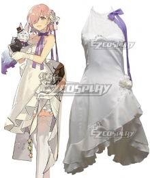 Fate Grand Order Mash Kyrielight Matthew Kyrielight Shielder Symphony Concert Cosplay Costume