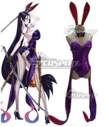 Fate Grand Order Minamoto No Yorimitsu Minamoto No Raikou Bunny Girl Cosplay Costume