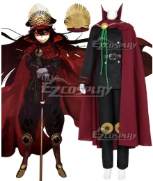 Fate Grand Order Oda Nobunaga Cosplay Costume