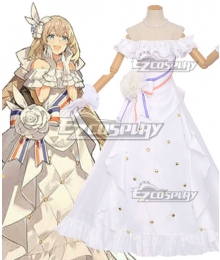 Fate Grand Order Rider Caster Marie Antoinette Symphony Concert Cosplay Costume