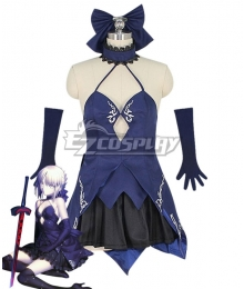 Fate Grand Order Saber Alter Altria Pendragon Cosplay Costume