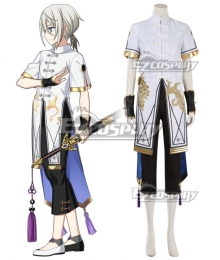 Fate Grand Order Saber Lanling Wang Gao Changgong 5th anniversary Cosplay Costume