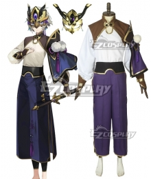 Fate Grand Order Saber Lanling Wang Gao Changgong Cosplay Costume