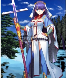 Fate Grand Order Saint Martha Cosplay Costume
