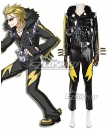 Fate Grand Order Sakata Kintoki Rider Cosplay Costume
