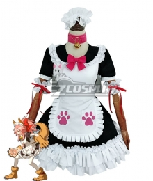 Fate Grand Order Tamamo Cat Tamamo no Mae Cosplay Costume