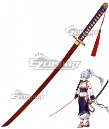 Fate Grand Order Tomoe Gozen Sword Cosplay Weapon Prop