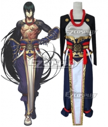 Fate Grand Order Yan Qing Cosplay Costume