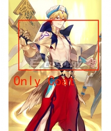 Fate Grand Order: Zettai Majuu Sensen Babylonia Gilgamesh Cosplay Costume - Only Golden Coat