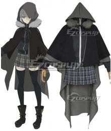 Fate Lord El-Melloi II Case Files Gray Cosplay Costume