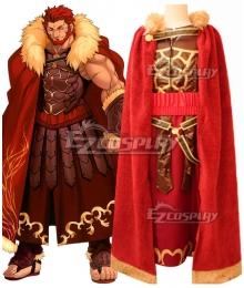 Fate Zero Rider Conquestor Alexander Cosplay Costume