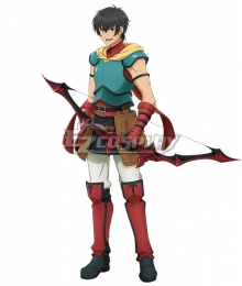 Fate/Grand Order: Shinsei Entaku Ryouiki Camelot 1 - Wandering; Agateram Arash Cosplay Costume