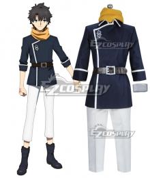 Fate/Grand Order FGO Absolute Demonic Front: Babylonia Fujimaru Ritsuka Cosplay Costume