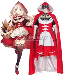 Fate/Grand Order Marie Antoinette Heroic Spirit Festive Wear Cosplay Costume