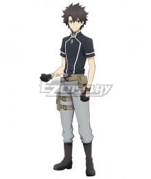 Fate/Grand Order: Shinsei Entaku Ryouiki Camelot 1 - Wandering; Agateram Ritsuka Fujimaru Cosplay Costume
