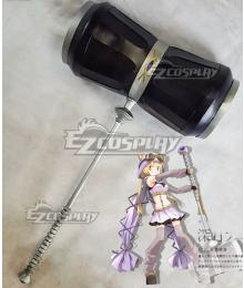 Magia Record: Puella Magi Madoka Magica Side Story Magireco Felicia Mitsuki Hammer Cosplay Weapon Prop