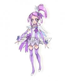 Cure Rosetta Doki Doki! Pretty Cure Heart Kenzaki Makoto Cosplay Costume