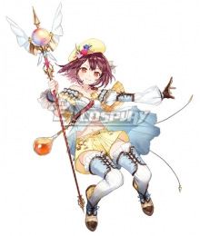 Atelier Sophie: The Alchemist of the Mysterious Book Sophie Neuenmuller A20 Cosplay Costume