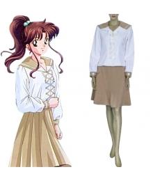 Sailor Moon Lita Cosplay Costume