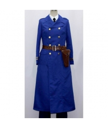 Berwald Sweden Cosplay Costume from Axis Powers Hetalia