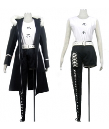 D Gray-Man Jasdero Cosplay Costume  EDM0009