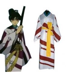 Inuyasha Kagura Cosplay Costume EIY0004