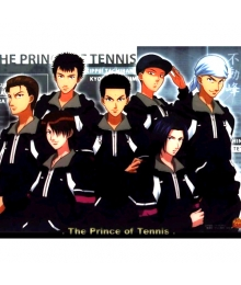 The Prince of Tennis Cosplay Fudomine Uniform