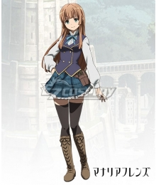 Rage of Bahamut: Manaria Friends Shingeki no Bahamut Manaria Friends Ann Cosplay Costume