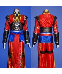 Ryou-tou Costume from Dynasty Warriors 4 EDW0001