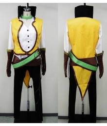 Guy Cecil Cosplay Costume from Tales of the Abyss ETA0002