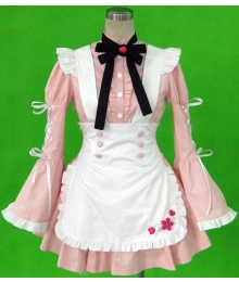 Cherry Snow Cosplay Costume