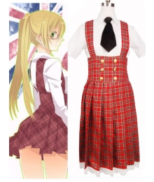 Gakuen School Uniform Cosplay Costume from Axis Power Hetalia