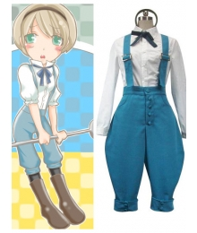Ukraine Cosplay Costume From Axis Powers Hetalia