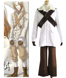 Canada Matthew Cosplay Costume Axis Powers Hetalia