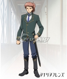Rage of Bahamut: Manaria Friends Shingeki no Bahamut Manaria Friends Owen William Cosplay Costume