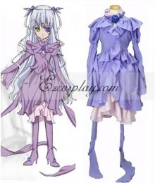 Rozen Maiden Barasuishou Lolita Cosplay Costume