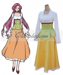Code Geass Euphemia Casual Wear Cosplay Costume【Special Sale】