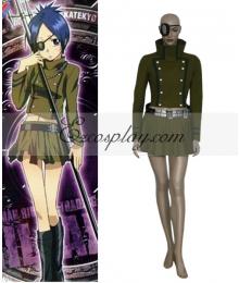 Katekyo Hitman Reborn! Vongola Chrome Dokuro Cosplay Costume