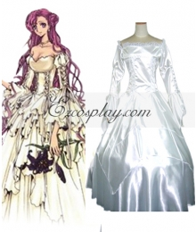 Code Geass Euphemia Dress Cosplay Costume