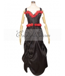 D.Gray-man Marian Cosplay Costume