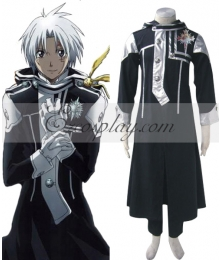 D. Gray-man Allen Walker 1st Uniform Cosplay Costume