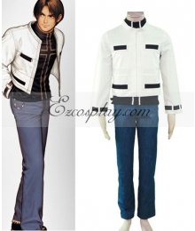 The King of Fighters KOF02 Kyo Kusanagi Cosplay Costume