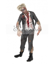 Halloween Boy's Uniform Cosplay Costume
