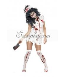 Halloween Nurse Cosplay Costume